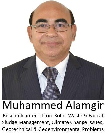 Prof. Dr. Muhammed Alamgir Logo